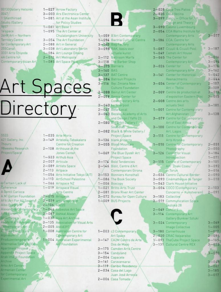 ArtSpacesDirectory_front